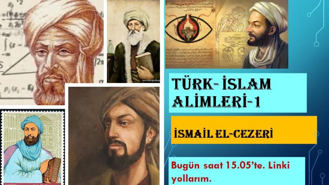 islam alimleri ve icatlari